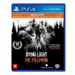 Jogo Dying Light The Following (Enhanced Edition) - PS4