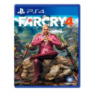 Jogo Far Cry 4 ( Farcry 4 ) - PS4