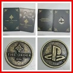 The Order 1886 Collector One Coin - Colecionador