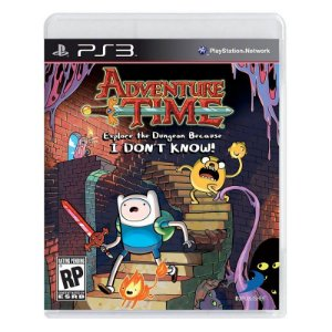 Jogo Adventure Time: Explore the Dungeon Because I Don't Know - PS3