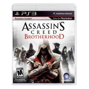 Jogo Assassins Creed Brotherhood - PS3