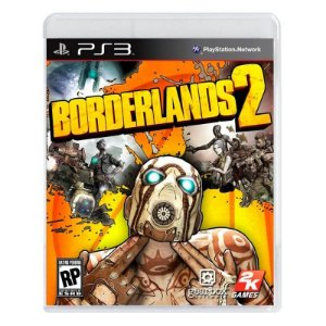 Jogo Borderlands 2 - PS3