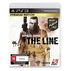 Jogo Spec Ops: The Line (Premium Edition) - PS3