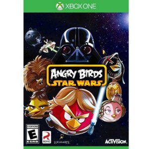 Jogo Angry Birds Star Wars Xbox One Midia Física