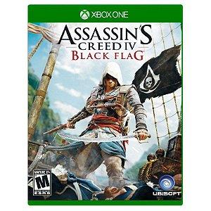 Jogo Assassins Creed IV Black Flag - Xbox One