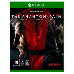 Jogo Metal Gear Solid V: The Phantom Pain - Xbox One