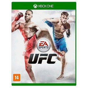 Jogo EA Sports UFC Xbox One Midia Física