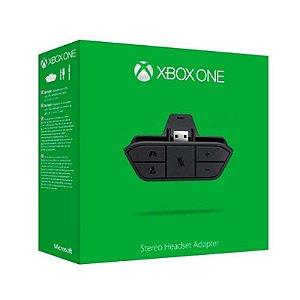 Adaptador Microsoft para Headset - Xbox One