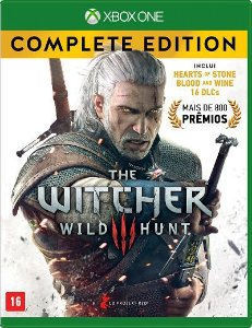 Jogo The Witcher 3 Wild Hunt ( Complete Edition ) - Xbox One