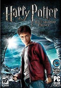 Jogo Harry Potter E O Príncipe - PC