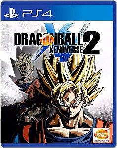Jogo Dragon Ball: Xenoverse 2 - PS4