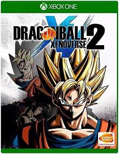 Jogo Dragon Ball: Xenoverse 2 - Xbox One