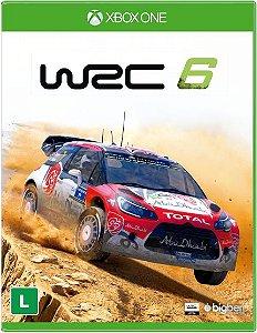 Jogo WRC 6 FIA World Rally Championship Xbox One Midia Física