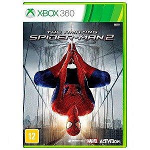 Jogo The Amazing Spider Man 2 ( Homem Aranha 2 ) - Xbox 360