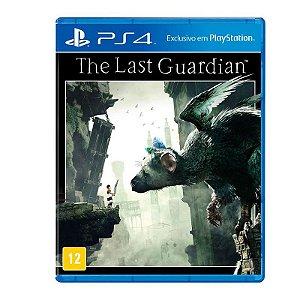 Jogo The Last Guardian - PS4