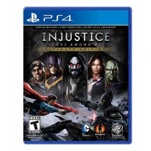 Jogo Injustice Gods Among Us ( Ultimate Edition ) - PS4