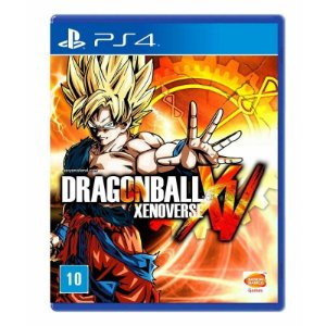 Jogo Dragon Ball Xenoverse - PS4