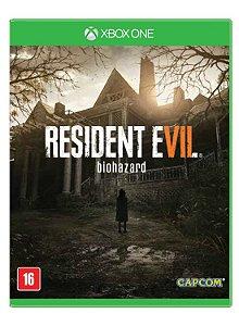 Jogo Resident Evil 7 Biohazard - Xbox One