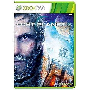 Jogo Lost Planet 3 Xbox 360 E Xbox One