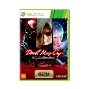 Jogo Devil May Cry HD Collection - Xbox 360