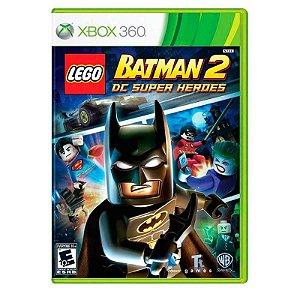 Jogo LEGO Batman 2 DC Super Heroes - Xbox 360
