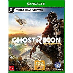 Jogo Tom Clancys: Ghost Recon Wildlands - Xbox One