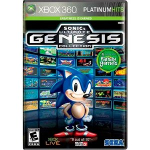 Jogo Sonic Ultimate Genesis Collection - Xbox 360