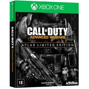 Jogo Call of Duty Advanced Warfare ( Atlas Limited Edition ) - Xbox One