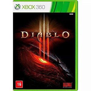 Jogo Diablo lll - Xbox 360