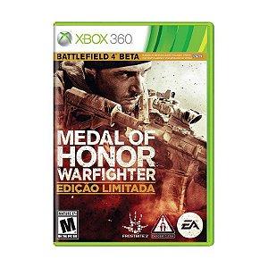 Jogo Medal of Honor Warfighter Edição Limitada - Xbox 360