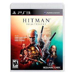 Jogo Hitman HD Trilogy - PS3