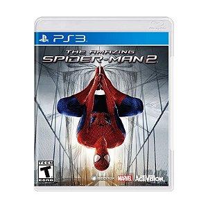 Jogo The Amazing Spider-man 2 (Homem Aranha) - PS3