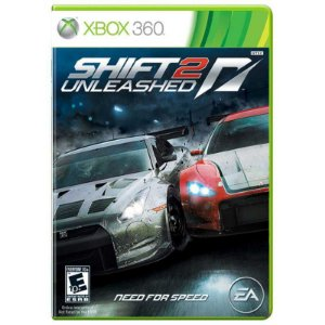 Jogo Need for Speed Shift 2 Unleashed - Xbox 360