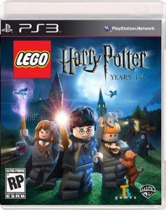 Jogo LEGO Harry Potter Years 1-4 - PS3