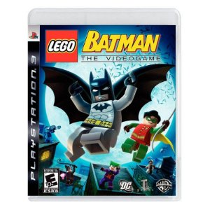 Jogo LEGO Batman The Videogame - PS3