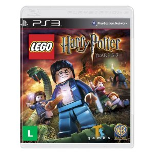 Jogo LEGO Harry Potter Anos 5-7 - PS3