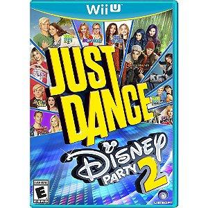 Jogo Just Dance Disney Party 2 - WII U