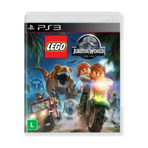 Jogo LEGO Jurassic World - PS3