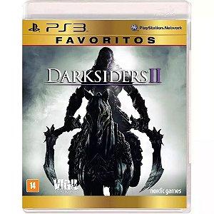 Jogo Darksiders II - PS3