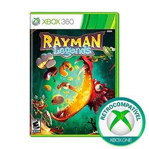 Jogo Rayman Legends - Xbox 360