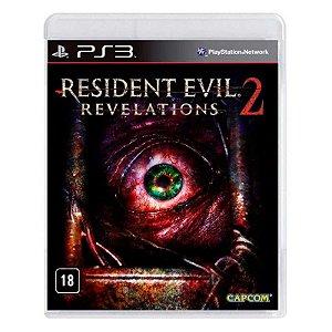 Jogo Resident Evil Revelations 2 ( Legendado em Português ) - PS3