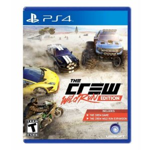 Jogo The Crew ( Wild Run Edition ) - PS4
