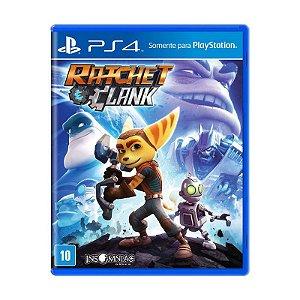 Jogo Ratchet e Clank - PS4