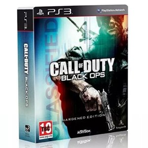 Jogo Call Of Duty Black Ops Hardened Edition - PS3
