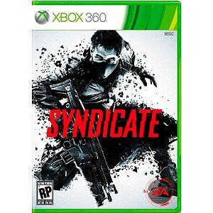 Jogo Syndicate - Xbox 360