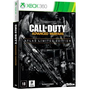 Jogo Call of Duty Advanced Warfare ( Atlas Limited Edition ) - Xbox 360