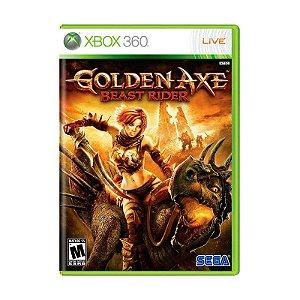 Jogo Golden Axe Beast Rider - Xbox 360