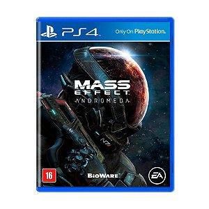 Jogo Mass Effect Andromeda Ps4 Legendas em Português