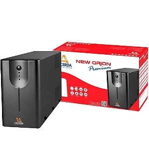 Nobreak Lacerda UPS New Orion Premium 1000VA Bivolt AUT. S115V 6 Tomadas 010102111-E16