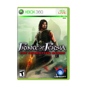 Jogo Prince Of Persia The Forgotten Sands Xbox 360 e Xbox One